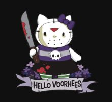 Hello Voorhees! by BeccaW