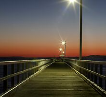 Lonnie Pier by Michael Egan