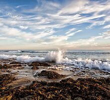 Seaspray by Michael Egan
