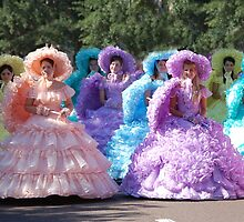 Southern Belles Re-visited by zpawpaw