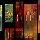 Harmonics  (VIEW LARGE) by deborah zaragoza