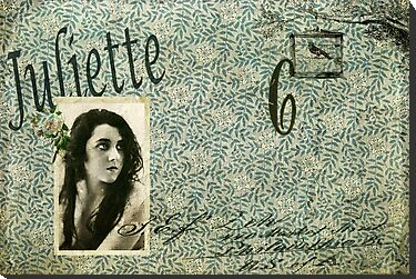 Juliette Collage by garts