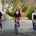 50&#x27;s Bike Ride by sprucedimages