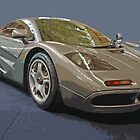 McLaren F1  by TeaCee