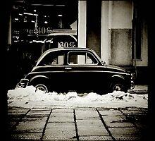 Vintage  Italian Car by Marco Fedele by marco fedele