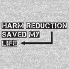 Harm reduction by Nigel  Brunsdon