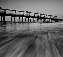 The Pumping Jetty by D Byrne