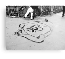 Mickey Metal Print