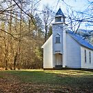 Palmer Chapel by Phillip M. Burrow