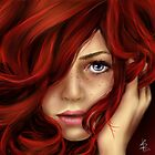 Red hair by soffee12