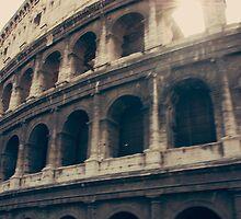 The Roman Colosseum by XxJasonMichaelx