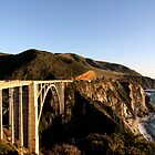 Bixby Bridge - Near Big Sur California by lensharp