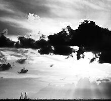 Una tarde en la costa by AlejandroVera