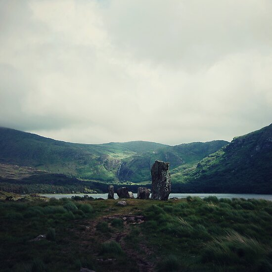 Ireland - Standing Stones by Kaitlin Kelly