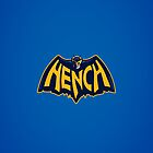 Hench - IPHONE CASE by WinterArtwork