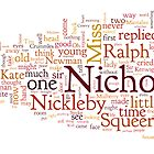 The Life and Adventures of Nicholas Nickleby by Dave Rowley
