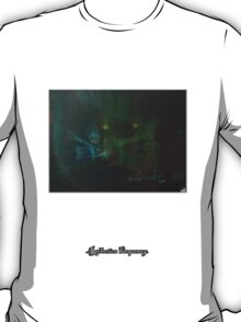 .Night Light Glow Bright. T-Shirt