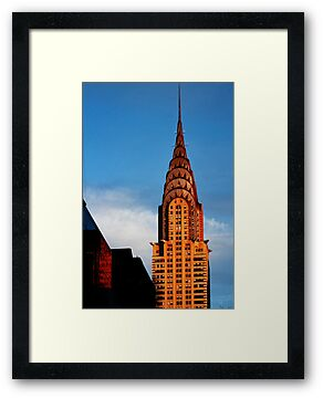 Chrysler Building by jojocraig