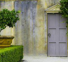 Italian Garden by Karen Lewis