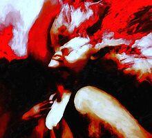 Seeking Vain Solace by Joe Misrasi