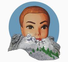 head of rushmore by IanByfordArt