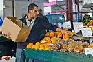 Fruiterer by Werner Padarin