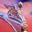 1932 Essex Griffin Hood Ornament by Jill Reger