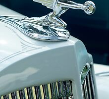 1935 Packard Sedan Hood Ornament by Jill Reger
