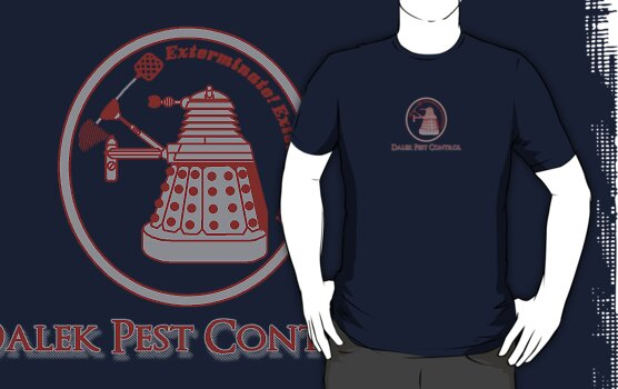 Dalek Pest Control by GhostGlide