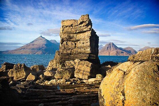 The Rock by hebrideslight