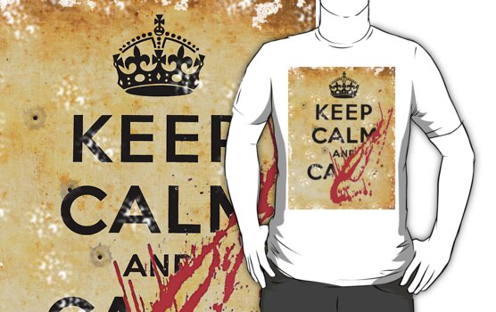 Keep Calm by docdoran