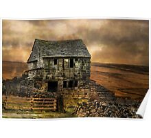 The deserted cottage ! Poster