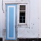 Narrow door, narrow window by Marjolein Katsma