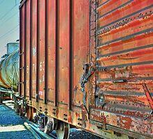 Rolling Stock Grapevine, TX  by John  Kapusta