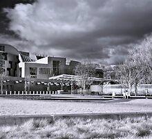 Scottish Parliament by Don Alexander Lumsden (Echo7)