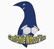 Can't Smile Without You Sticker by CoysShirts