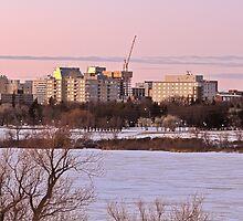 Regina Skyline by derejeb