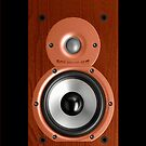 SPEAKER IPHONE CASE 1a by ALIANATOR