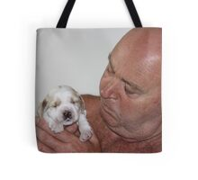 """Yeah...This is him... """"HENRY"""" Tote Bag"""