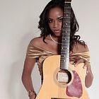 Guitar Girl by rikovski