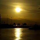 Sunset Over Izmir  by Jeannie  Mazur