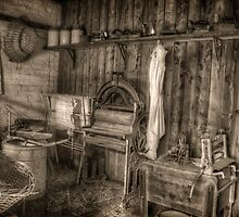 Ye Olde Wash House by Dianne English