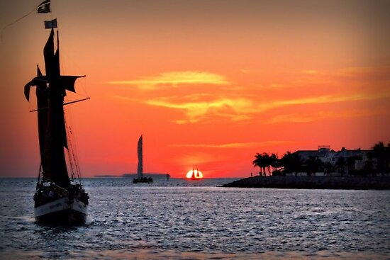 Keywest Sunset by djphoto