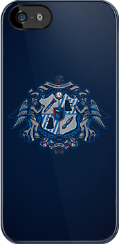 Whovian Institute - IPHONE CASE by WinterArtwork