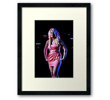 City Girl 9 Framed Print