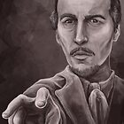 Christopher Lee by aLeXa Renée Smothers