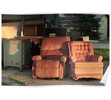 Roadside Recliners Poster