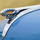 1949 Dodge Wayfarer Street Rod Coupe Hood Ornament by Jill Reger