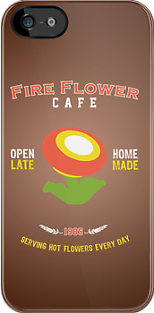 Fire Flower Cafe - Remix by thehookshot