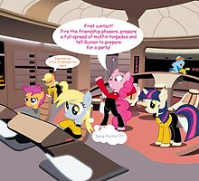 Pony Trek-The Next Ge-neigh-ration by AK71
